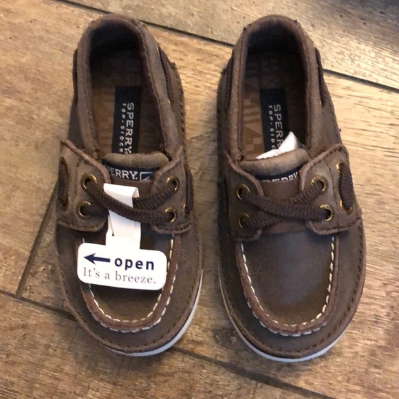Sperry Other - Sperry Cruz Jr Toddler size 5.5 shoes nib
